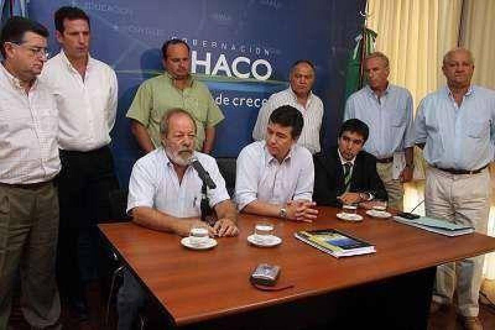 La Mesa de Enlace reclamó soluciones urgentes para paliar la grave situación de los productores.