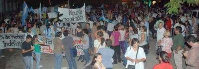 """8-N"""" ... La noche que Formosa despertó para repudiar el autoritarismo de Insfrán y de Kristina !!!"""