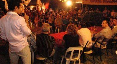 Rozas: �Nuestro radicalismo tiene olor a pueblo�