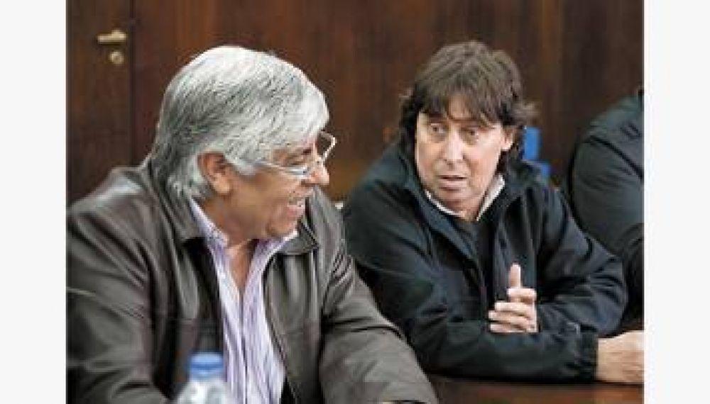 Moyano y Micheli ratificaron el paro y la Presidenta los criticó