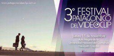 Arranca el 3º Festival Patagónico del Video Clip en Neuquén