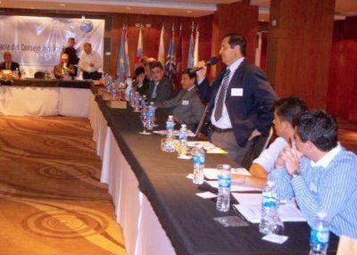 San Luis Agua particip� de la asamblea del COHIFE en Puerto Madryn