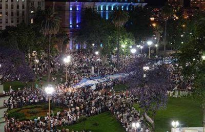 """""""Algunos quieren volver al régimen ultraconservador que arruinó al país"""""""