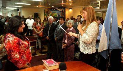 Caprino asumió por tercera vez, como Defensora del Pueblo de La Matanza