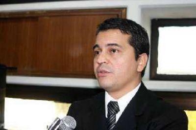Pablo Díaz Lacava asumió como camarista Federal del TOF en Santa Rosa
