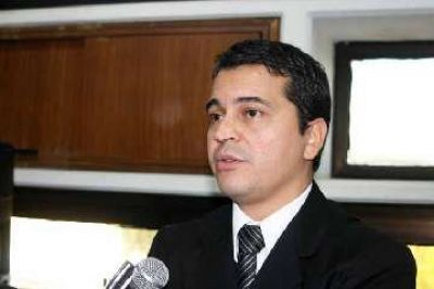 Pablo D�az Lacava asumi� como camarista Federal del TOF en Santa Rosa