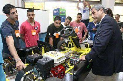 Escuelas Técnicas realizaron la «Evaluación Anual por Capacidades Profesionales»