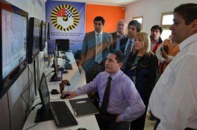 La comisión de Seguridad Ciudadana anunció que se llegará a las 58 cámaras en Río Grande