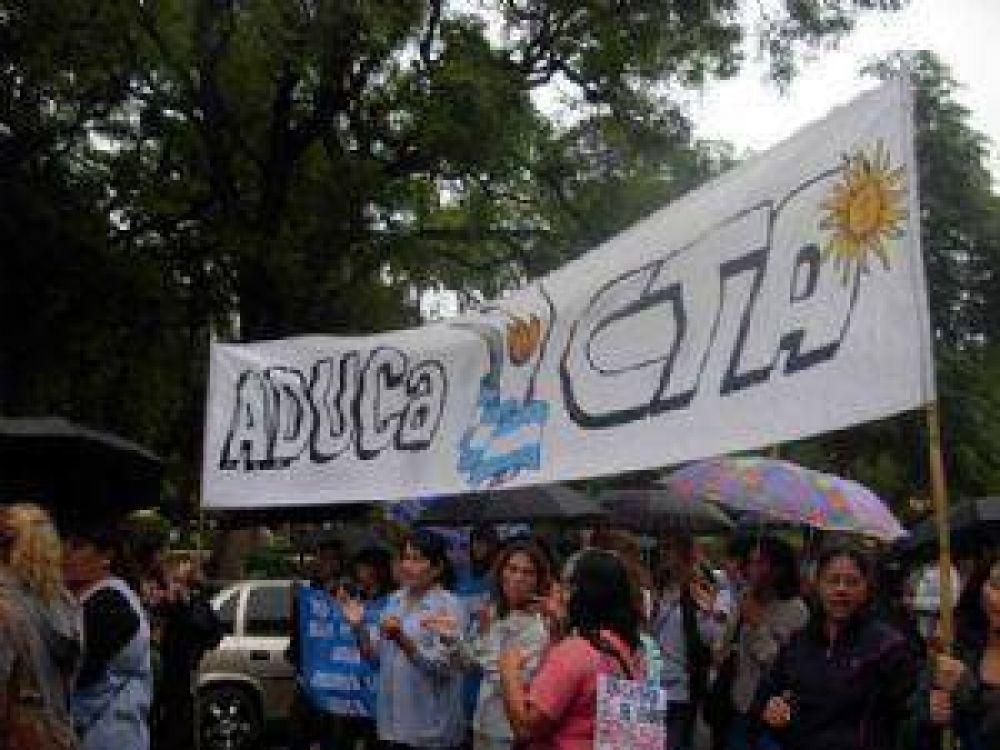 """ADUCA inicia un paro por 48 horas """"ilegal"""""""