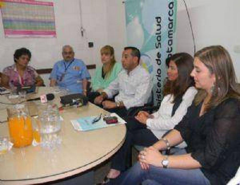 Relevamiento en barrios para prevenir el dengue