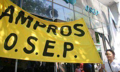 Los empleados de AMPROS vuelven al paro de 48 horas en el Hospital Español