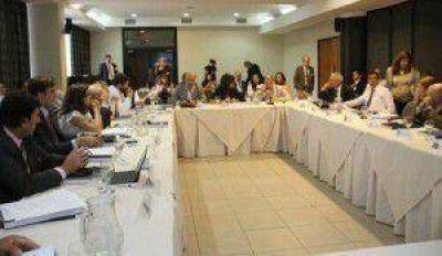Gobierno particip� del Consejo Federal de Planificaci�n y Ordenamiento Territorial