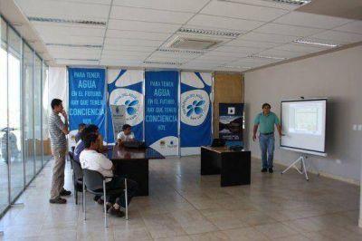 San Luis Agua implementa un novedoso sistema de lectura de caudalímetros