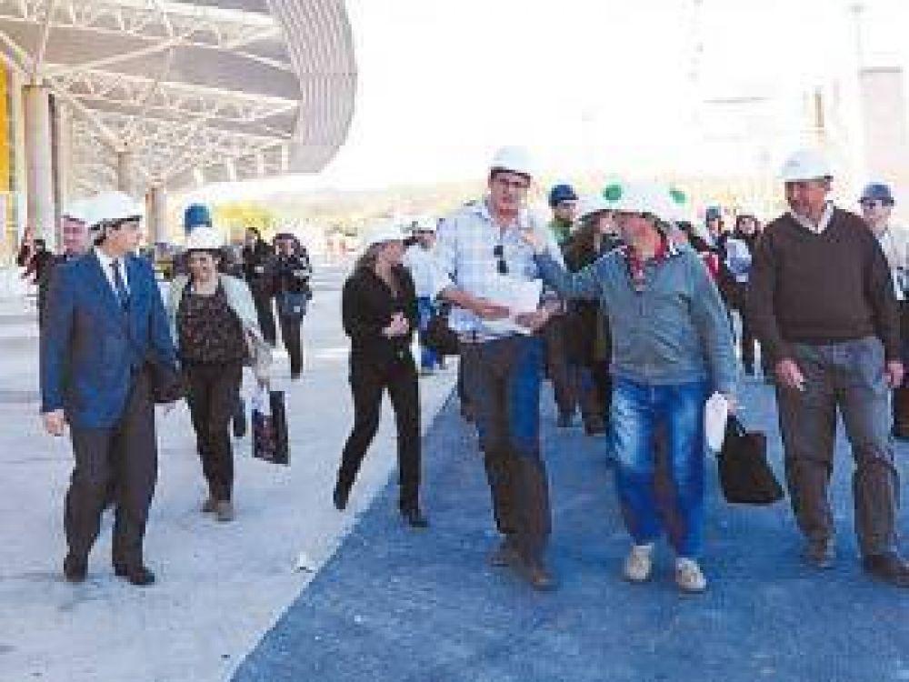 Sólo una línea de Transpuntano parará en la nueva terminal