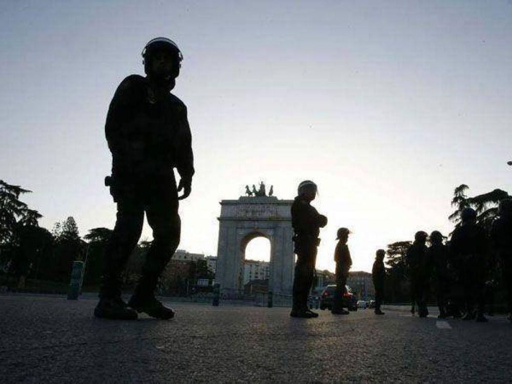 Comenzó la huelga general del 14N en Europa