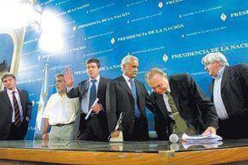 Radiodifusi�n: el Gobierno dice que quiere armar foros de debate