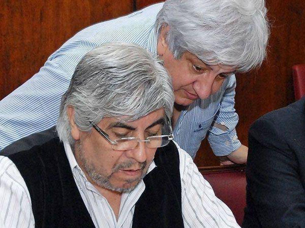 A pesar del discurso presidencial, la CGT de Moyano ratificó el paro