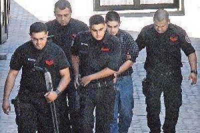 Luis Ledesma declaró que fue apremiado por policías en Villa Robles