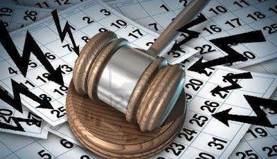 Los puesteros desalojados ratifican que seguirán con el corte