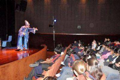 La Universidad de La Punta organiza una jornada sobre Teatro y Ciencia