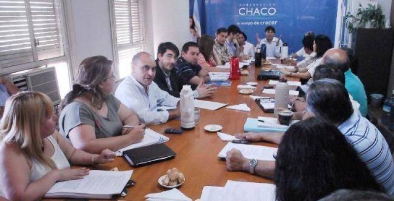Gobierno y gremios avanzaron en la conformaci�n de las comisiones t�cnicas para las paritarias