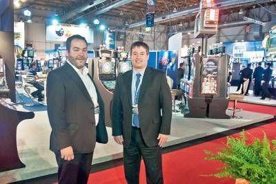 Chubut participó en la exposición de industrias del juego
