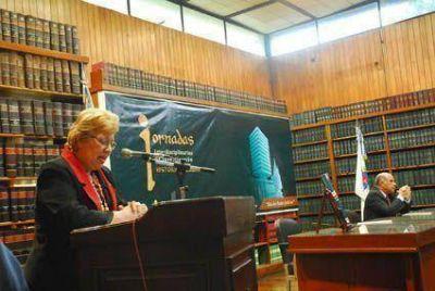 Reflexión interdisciplinaria  En Jornadas Histórico Jurídica