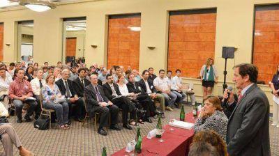 Docentes de la región debaten acerca de la educación técnica