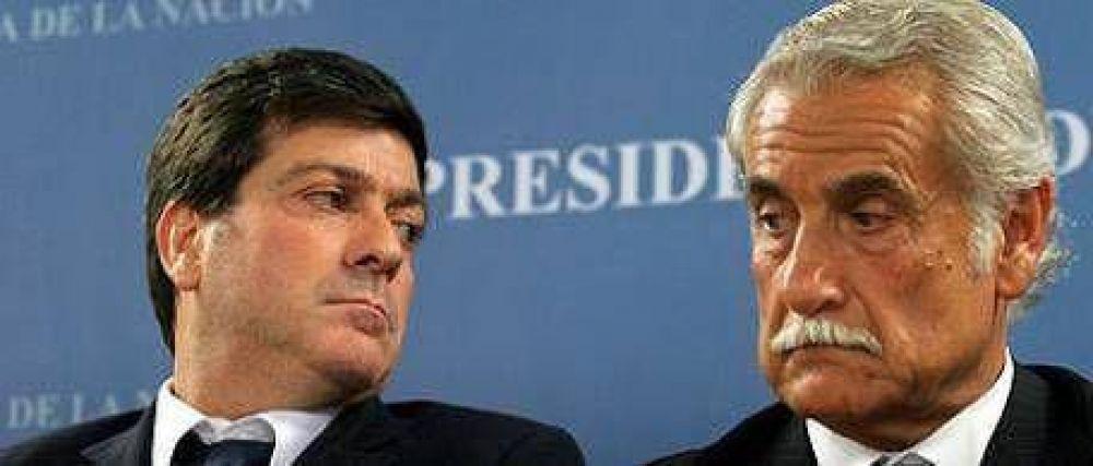 Radiodifusión: Moyano dejó solos a Mariotto y Albistur