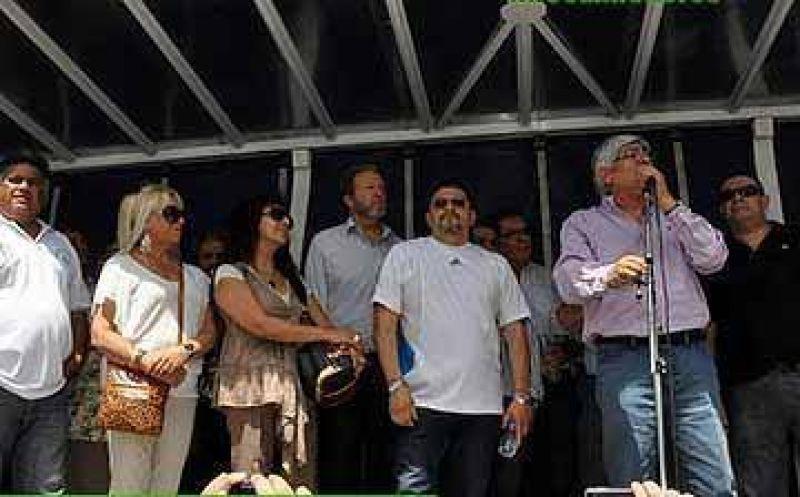 El moyanismo da por rota la regional Lomas y habla de Julio Carrizo como su titular