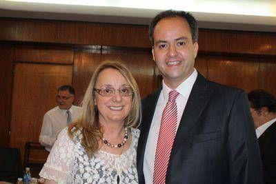 Martín Caso se reunió  con Alicia Kirchner