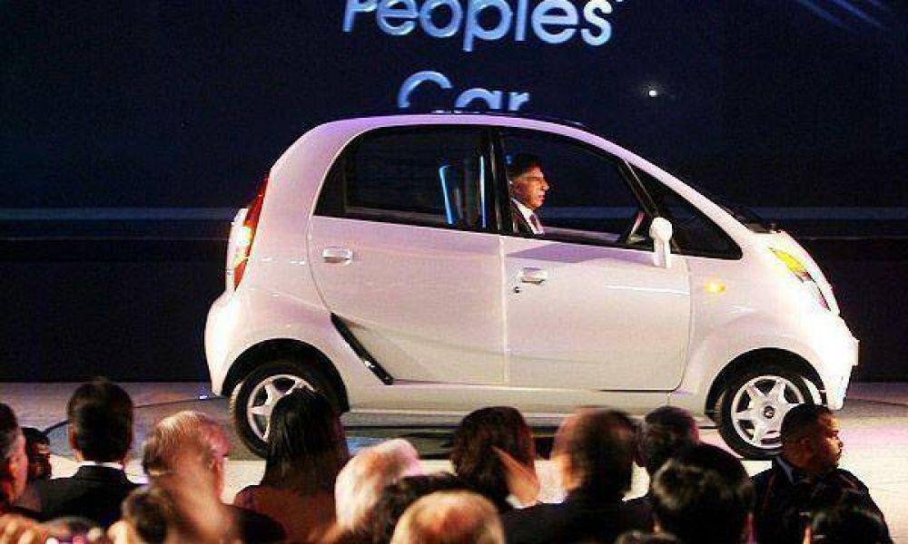 En julio saldrá a la venta el automóvil más barato del mundo