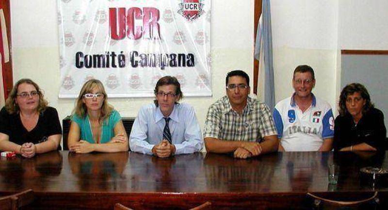 Falencias, reclamos y difusión: La UCR planteó dos temas relacionados con la educación