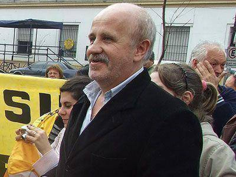 AVELLANEDA | ELECCIONES    Para Garc�a, �hoy m�s nunca Jorge Macri tiene que ser candidato�