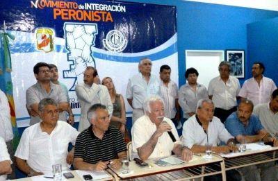 Se lanza el Movimiento de Integración Peronista