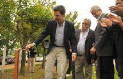 Se hizo posible: M�s de 100 familias de El Espinal ya tienen agua potable