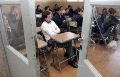 S�lo 15% de los chicos ir�n a la secundaria p�blica elegida