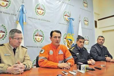 Recuperaron el cuerpo de una de las adolescentes desaparecidas en el río Gallegos