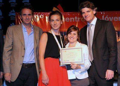 Distinguieron en San Martín a los semifinalistas de IncentiBA 2012