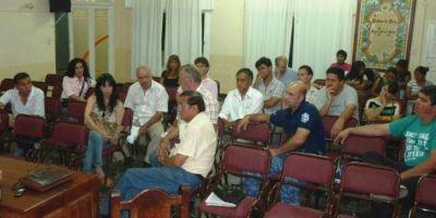 El Concejo Municipal de Seguridad Pública expuso las tareas realizadas