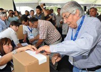 """De Moyano a Cristina: """"Con el movimiento obrero no se jode"""""""