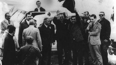 El día que volvió a la Argentina, todos sabían que Perón venía a morir
