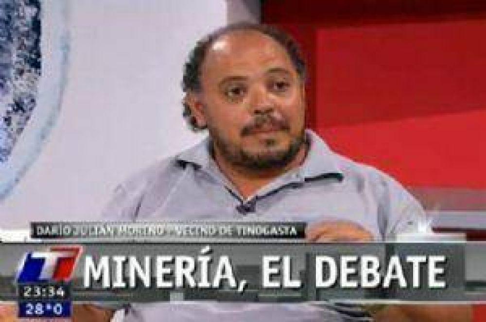 El ambientalista Darío Moreno murió tras dispararse con un arma