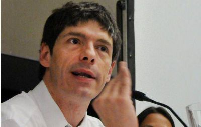 """Juan Abal Medina, duro con De la Sota: """"No sabe gobernar"""""""