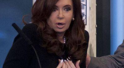 Cristina, presa de sus palabras (I): Privado antes que público