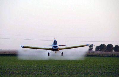Agroquímicos: denuncia y amparos en la Justicia