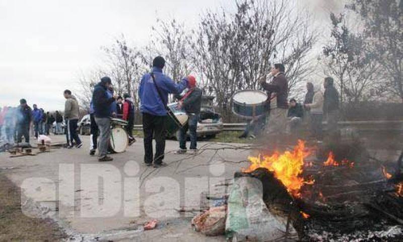 Paro general: cortar�an los accesos al Parque Industrial de Pilar