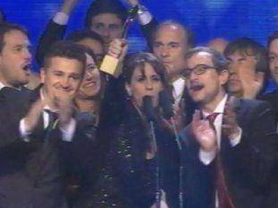 Premios Tato: Graduados ganó como mejor programa del año