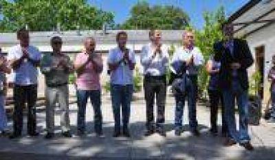 El peronismo platense celebró el Día Militante
