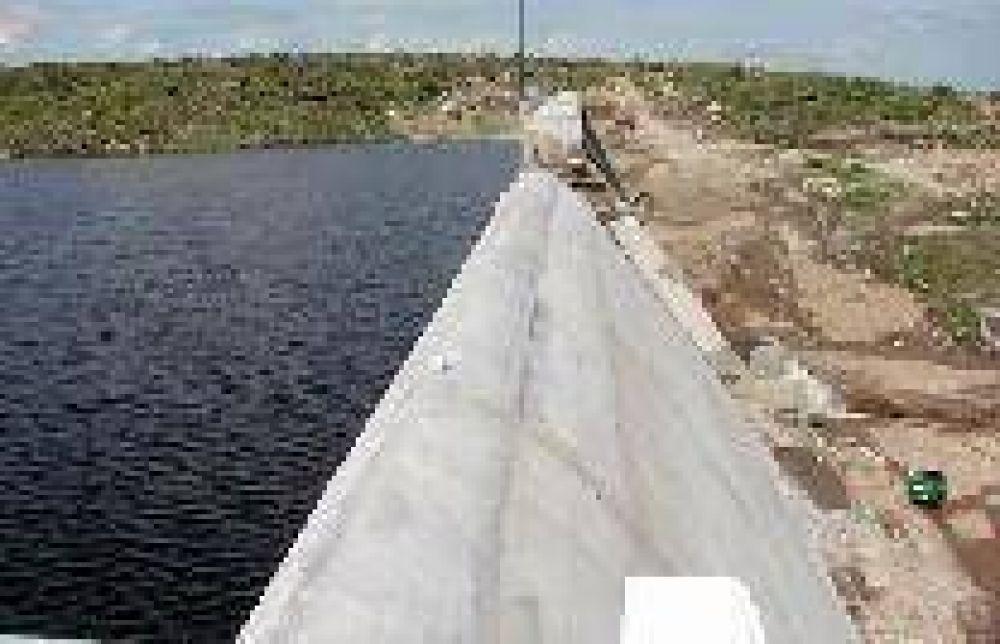 Aunque se terminaron hace más de un año, los diques del sur no pueden usarse turísticamente